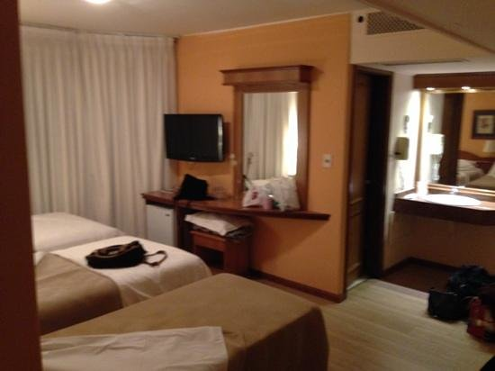 Hotel Remanso: habitacion doble