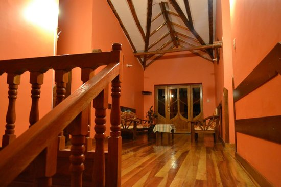 Tunupa Lodge: 2nd floor of main building