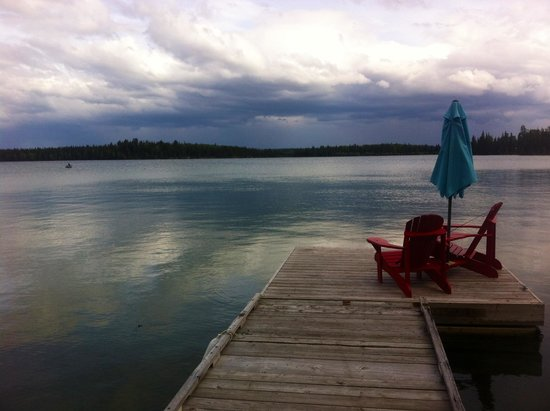 Sheridan Lake Bed and Breakfast: My favourite place