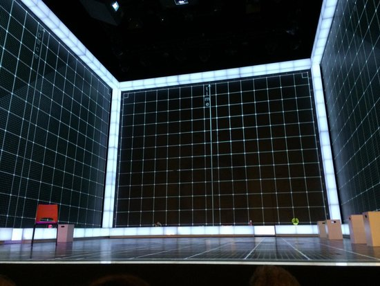 Gielgud Theater: Seat D9 - Curious Incident