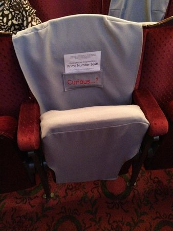 Gielgud Theater: Prime seating - Curious Incident