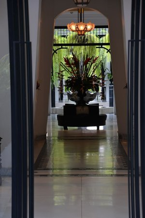 The Siam: Interior