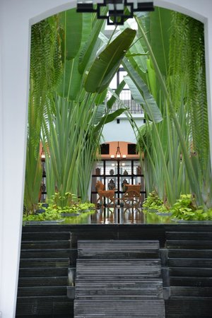 The Siam: Beautiful interiors