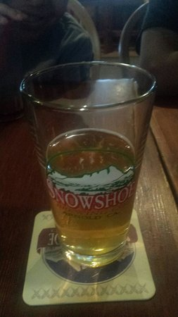 Snowshoe Brewing Co : Local Brew
