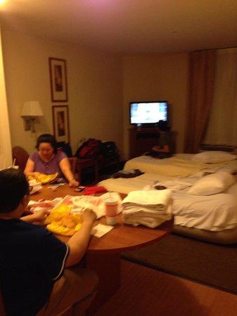 Candlewood Suites Georgetown: View into Queen Room suite