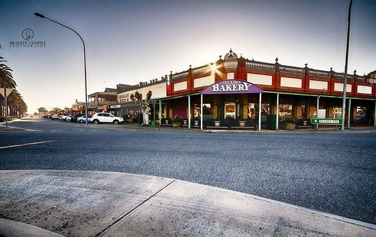 Culcairn Bakery: A welcome sight for many travellers