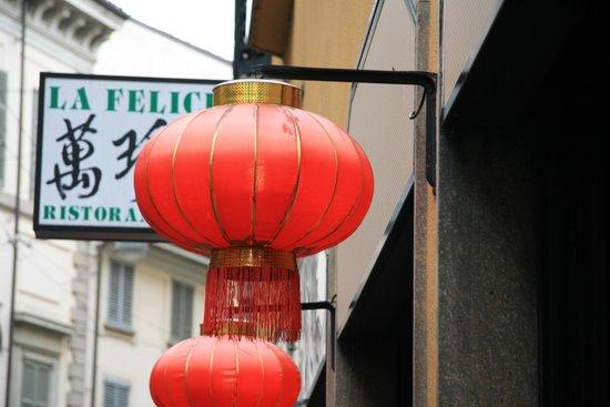La Felicita' lanterne