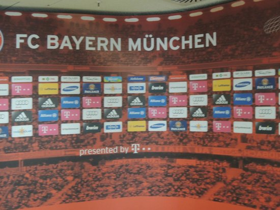 Allianz Arena: Mixed Zone