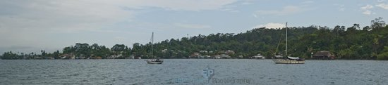 Eclypse de Mar: View from our bungalow