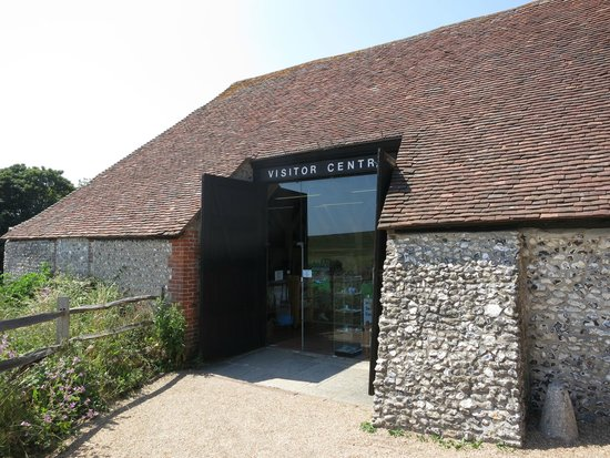 Seven Sisters Country Park: Visitor center of Seven Sisters National Park
