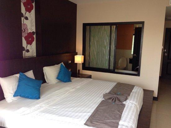 Andakira Hotel : Gorgeous room on level 3