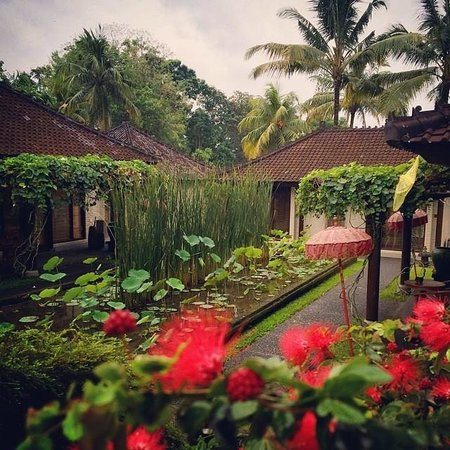 The Chedi Club Tanah Gajah, Ubud, Bali – a GHM hotel: outside the villa