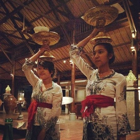 The Chedi Club Tanah Gajah, Ubud, Bali – a GHM hotel: special Kerak dance dinner