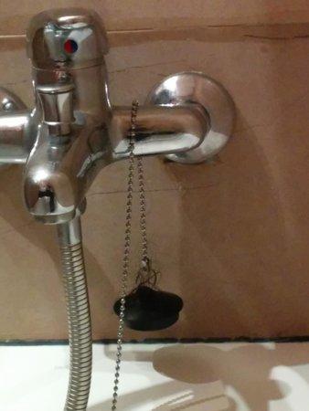 Extremadura Hotel: falta de higiene,aun tras avisarlo