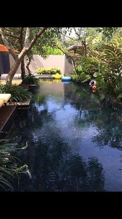 W Bali - Seminyak: private pool