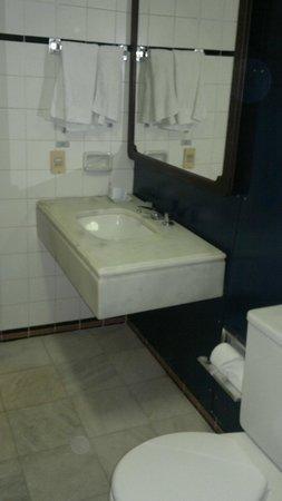Aeroporto Othon: Banheiro