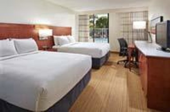 Hotel MdR-A DoubleTree by Hilton Hotel: Standard two queen beds