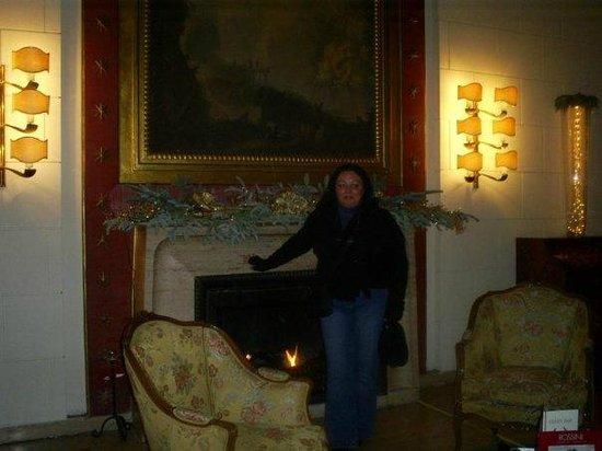 Quirinale Hotel: Gorgeous Lobby.