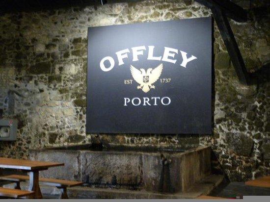 Offley Cellars : Offley Port Cave