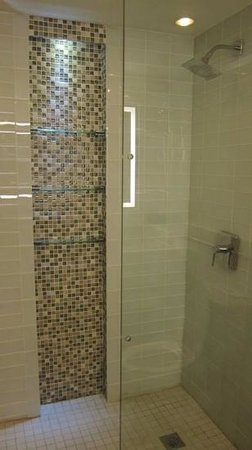 Sandals Grande St. Lucian Spa & Beach Resort: shower room 5111