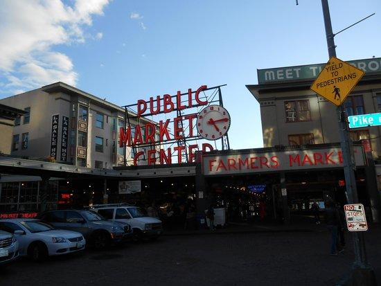 Pike Place Market: Pike Market