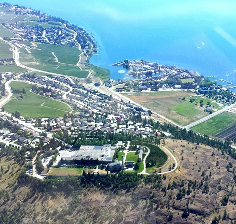 Alpine Helicopters: Quail's Gate and Mission Hill