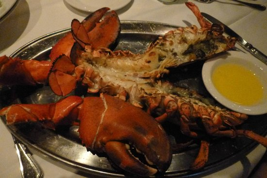 The Palm Beverly Hills : Another 3 lb. lobster