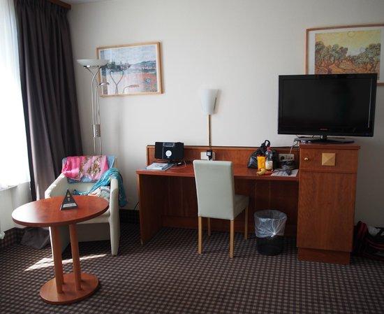 Astor Hotel: комната
