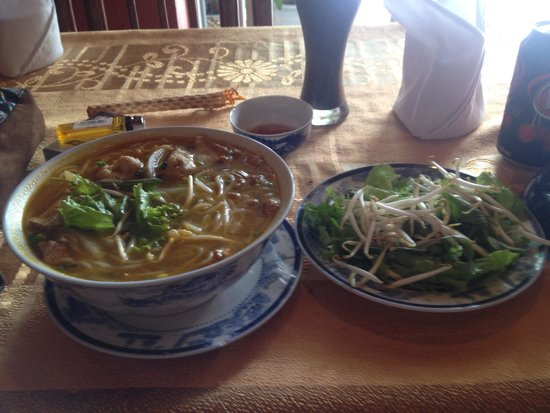Golden Rice : Pho, Hue style!
