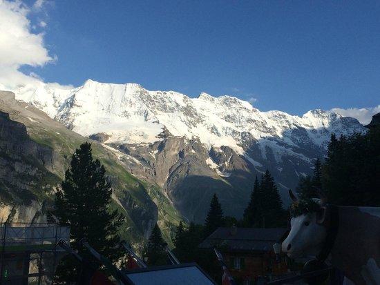 Hotel Eiger: Spectacular alpine views