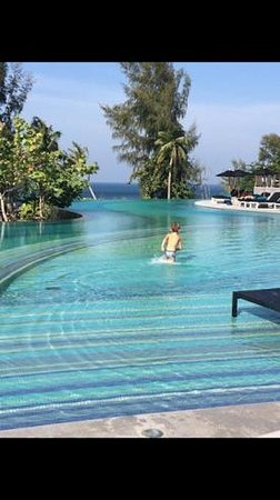 Pullman Phuket Arcadia Naithon Beach: beautiful pool