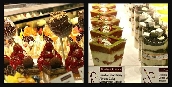 Jean Philippe Patisserie - Aria Resort : one of each please