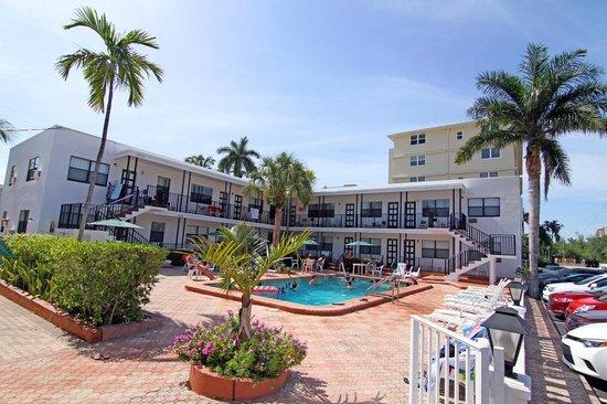 Birch Patio Motel: Napoli Belmar Resort