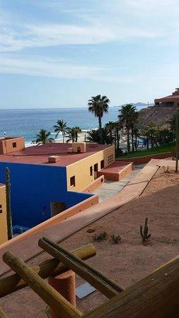 Club Regina Los Cabos: A view from my room