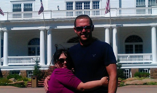 Stanley Hotel : Our 18th Anniversary trip 2012