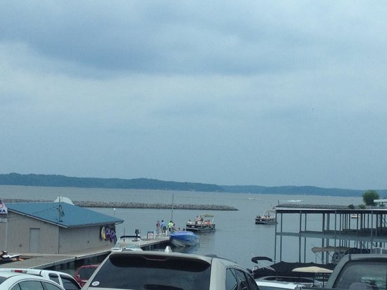 Moors Resort & Marina on Kentucky Lake: Lake