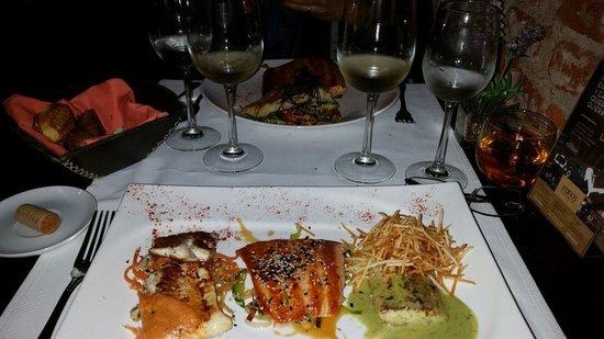 Francis Restaurant: Jantar espetacular - atendimento perfeito (especial para Carolina & Olivia)