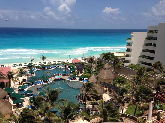 GR Solaris Cancun: Beautiful view!