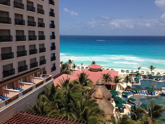 GR Solaris Cancun : Beautiful view!