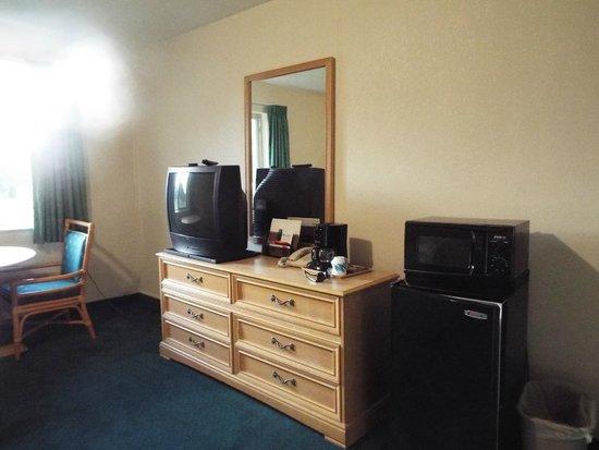 Rodeway Inn: quarto