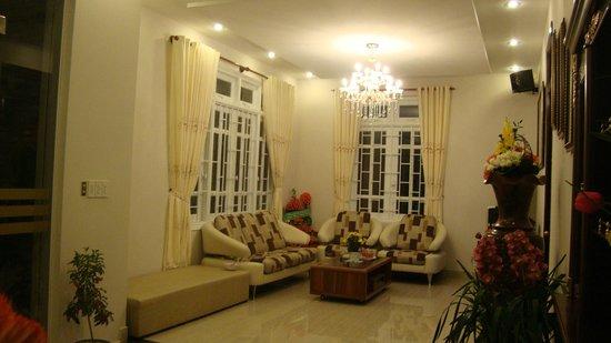 Villa Da Lat Hoang Kim : Lobby