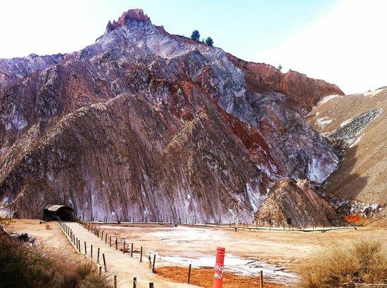 Parador de Cardona : Montaña de Sal