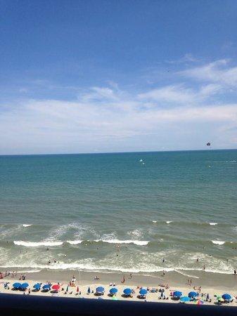 Compass Cove Oceanfront Resort : Room View of Room 1269
