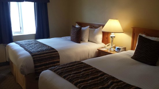 Best Western Colonel Butler Inn: Room
