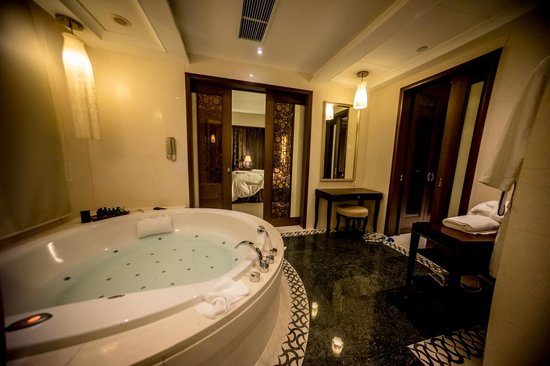 Sofitel Macau At Ponte 16 : Lovely Prestige Suite