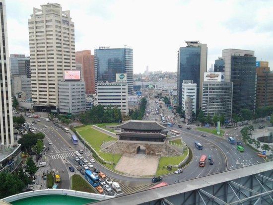 Fraser Place Namdaemun Seoul: The Namdaemun Gate