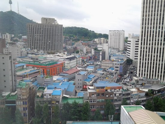 Fraser Place Namdaemun Seoul: The Namdaemun Market