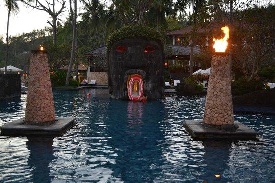 Sheraton Senggigi Beach Resort: yawn