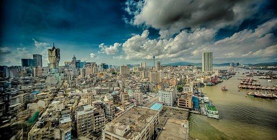 Sofitel Macau At Ponte 16 : Nice view