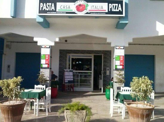 Pizzeria casa Italia essaouira